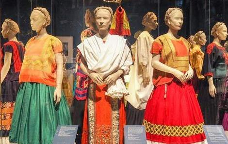 Victoria and Albert Museum, 'Frida Kahlo: Making Her Self Up'