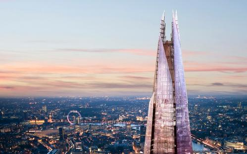 The View From the Shard, The View from The Shard - our newest member