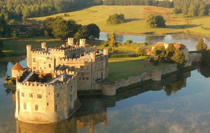 Treasure Houses of England, Leeds Castle, Kent