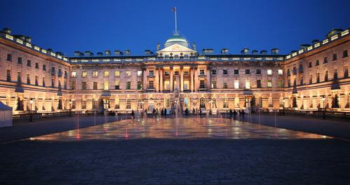 Somerset House, The location of ALVA's office