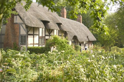The Shakespeare Birthplace Trust , Anne Hathaway's Cottage