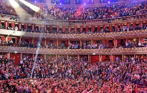 Royal Albert Hall,