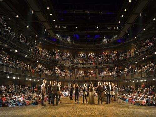 Royal Shakespeare Company, The Stratford upon Avon home of the RSC
