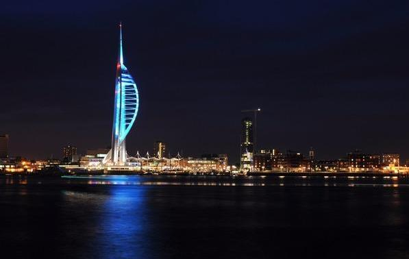 Continuum Group Ltd, Spinnaker Tower, Portsmouth