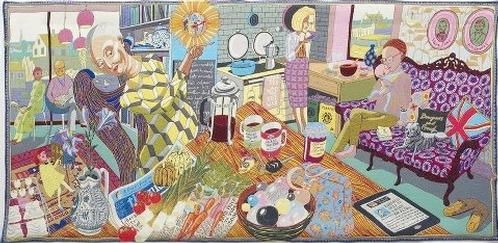 Oxford University Museums, Ashmolean Museum: Grayson Perry