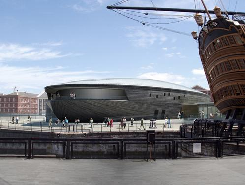 Portsmouth Historic Dockyard, The new Mary Rose Museum