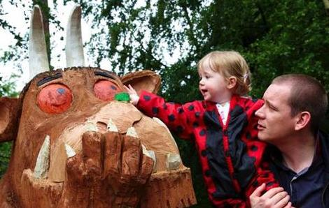 Forestry Commission, The Forestry Commission: 'The Gruffalo' trail