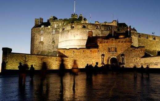 Historic Scotland, Edinburgh Castle