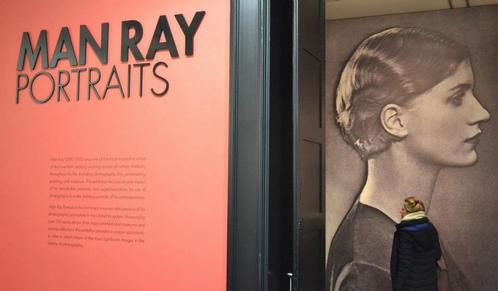 National Portrait Gallery, Man Ray
